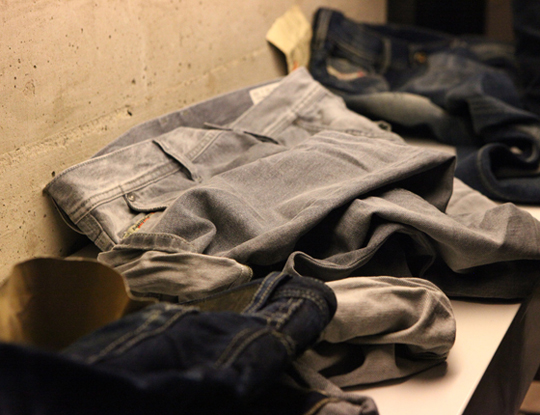 DIESEL DENIM <br> SS 2011 PREVIEW